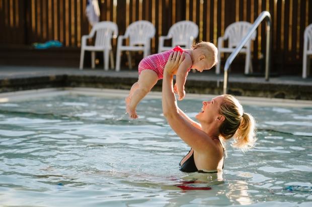 Pool Mom Blog