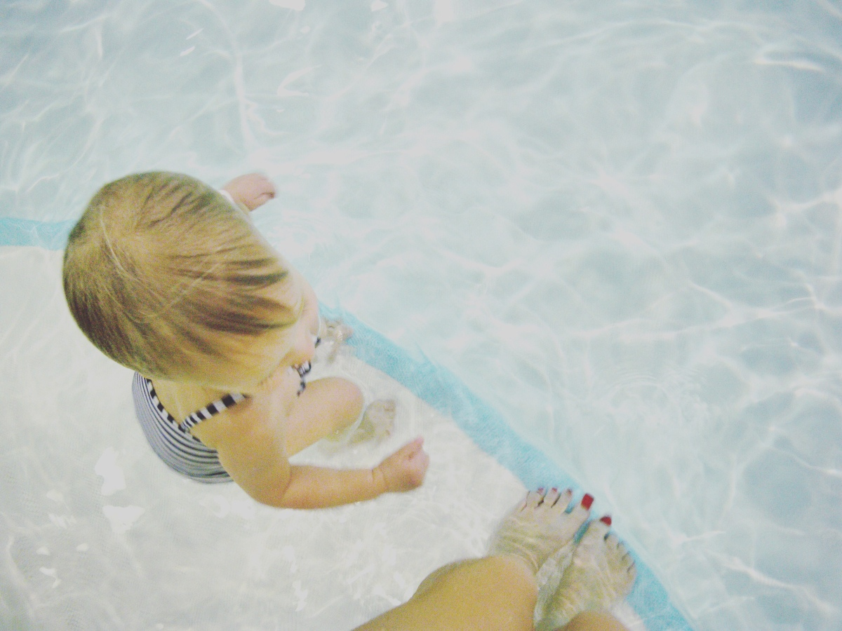 Baby Eczema, Bathing, & Swimming: How to Care for Skin